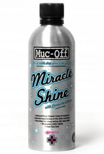 Muc-Off Miracle Shine preparat do nabłyszczania
