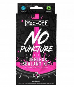 Muc-Off Puncture Hassle mleczko do opon 140ml