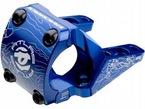 Mostek RACE FACE ATLAS 31,8mm 30/50 DM BLUE