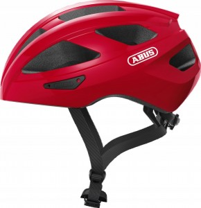 Kask rowerowy ABUS Macator Blaze RED (M) 52-58