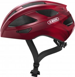 Kask rowerowy ABUS Macator BORDEAUX RED (S)51-55cm