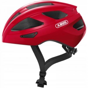 Kask rowerowy ABUS Macator RED (M)
