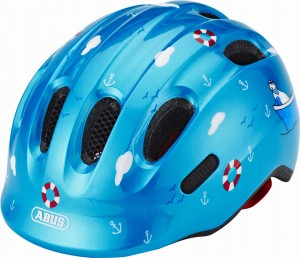 Kask rowerowy ABUS Smiley 2.0 Turquoise Sailor M