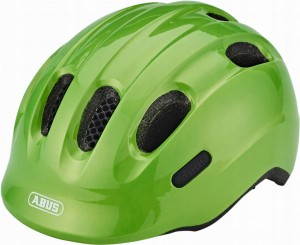 Kask rowerowy ABUS Smiley 2.0 Sparkling Green (M)