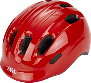 Kask rowerowy ABUS Smiley 2.0 Sparkling Red (M)'19